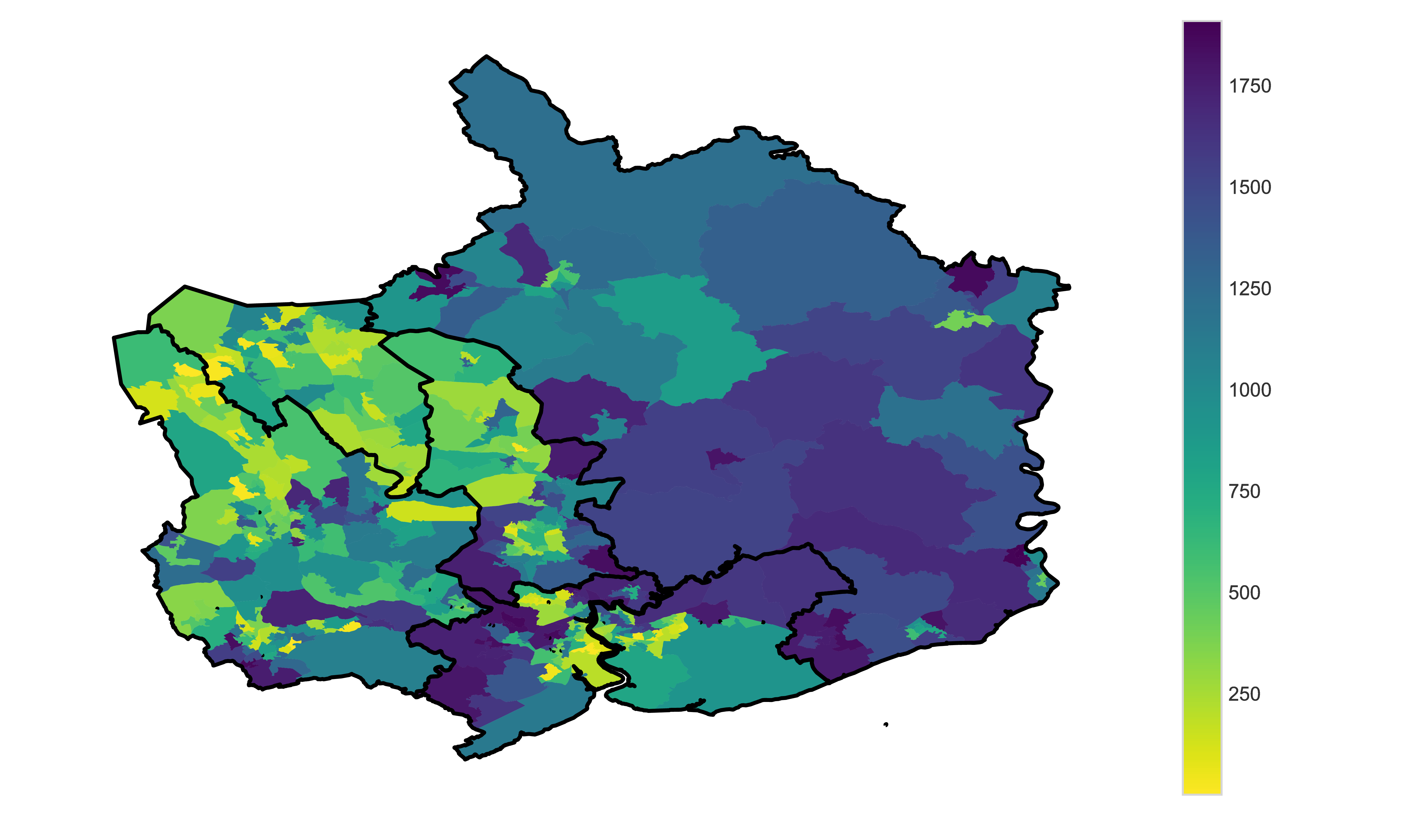 Creating maps with Geopandas